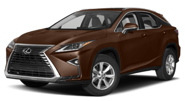 2019 Lexus RX 350 Brown