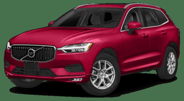 2019 Volvo XC60 Compare