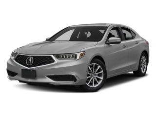 2018 Acura TLX in Gray