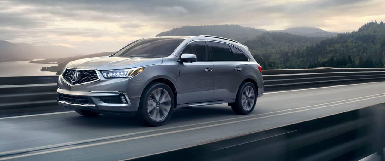2019 Acura MDX Advance