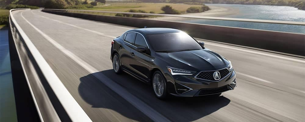 2019 Acura ILX Driving