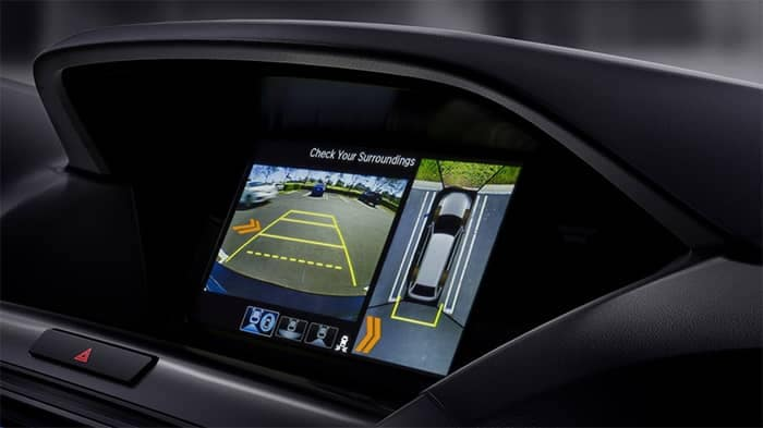2019 Acura MDX Rearview Camera
