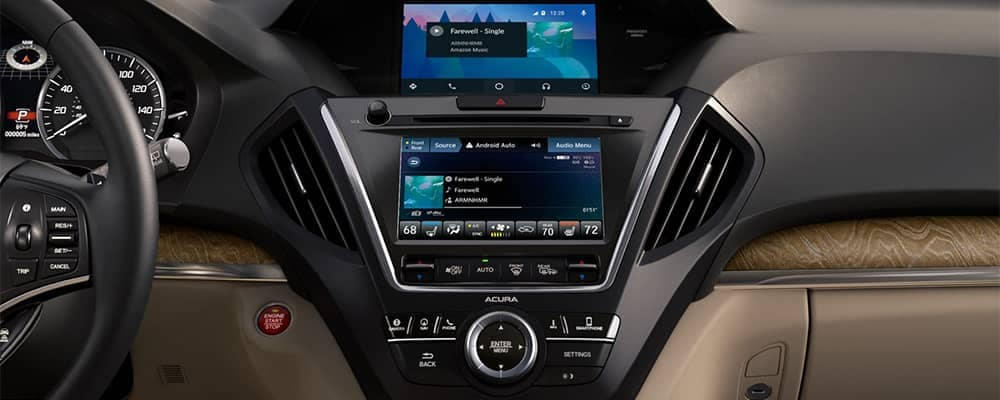 2019 Acura MDX Technology Featrues