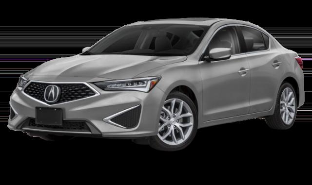 2019 Acura ILX in Silver