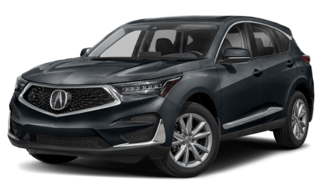 2019 Acura RDX in Gray