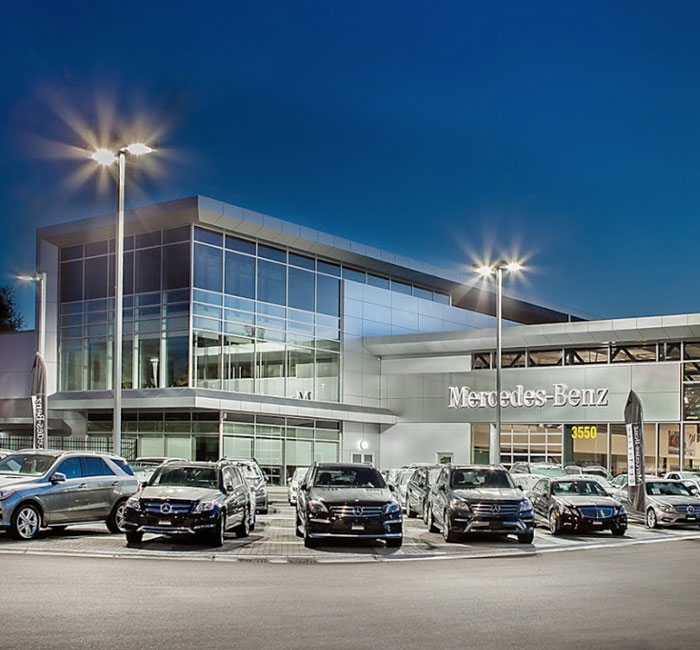 Mercedes benz dealer in vancouver bc mercedes benz boundary for Mercedes benz dealers manchester