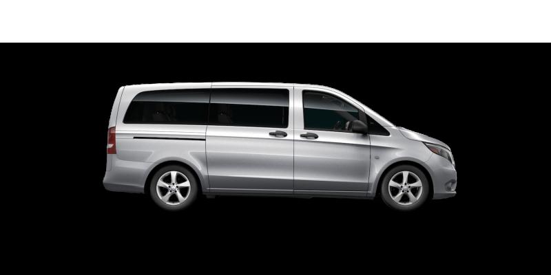 2016 Demo Metris Passenger Van