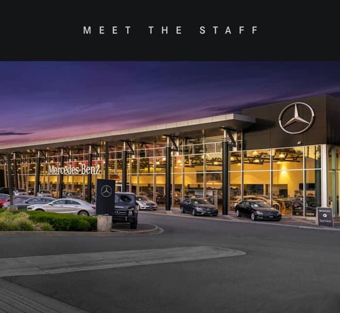 Mercedes benz boundry