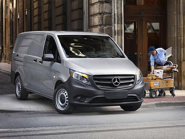 Current Offers - Vans | Mercedes-Benz Boundary