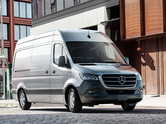 2019 Sprinter Cargo Van 1500 Standard Roof 144