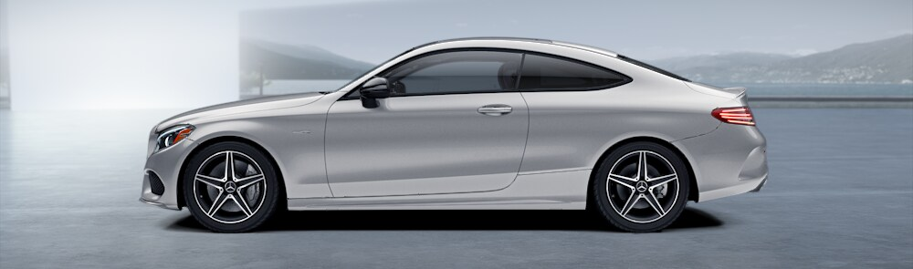 C 43 4MATIC Coupe