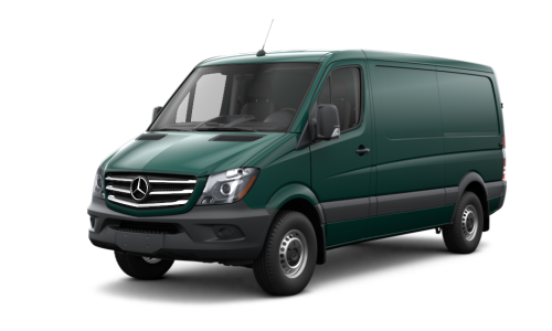 2017 mercedes benz sprinter vs 2017 nissan nv for Mercedes benz sprinter canada