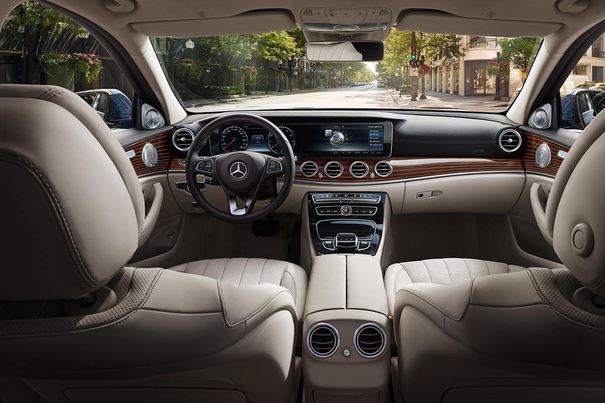 E300 Interior