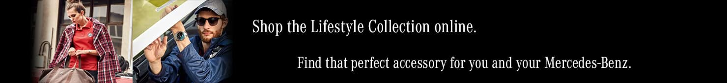 Lifestyle Collection Banner ad