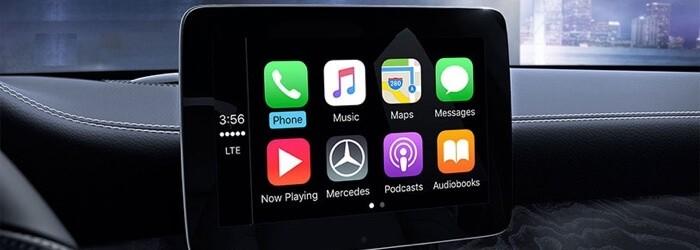 2018 Mercedes-Benz CLA 250 technology