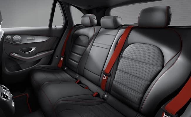 2018 Mercedes-Benz GLC 43 Interior Comfrot