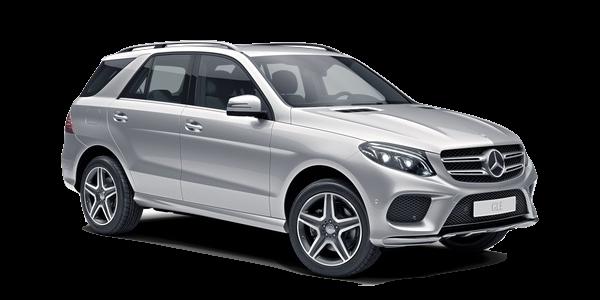 2018 Mercedes-Benz GLE white background