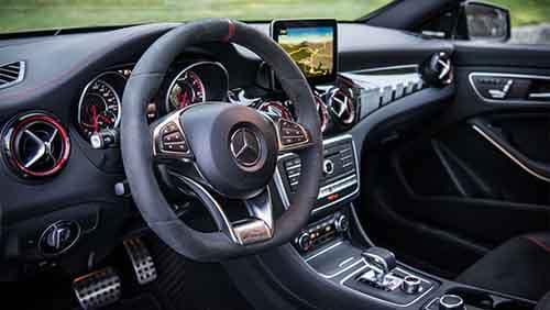 2018 Mercedes-Benz CLA CA