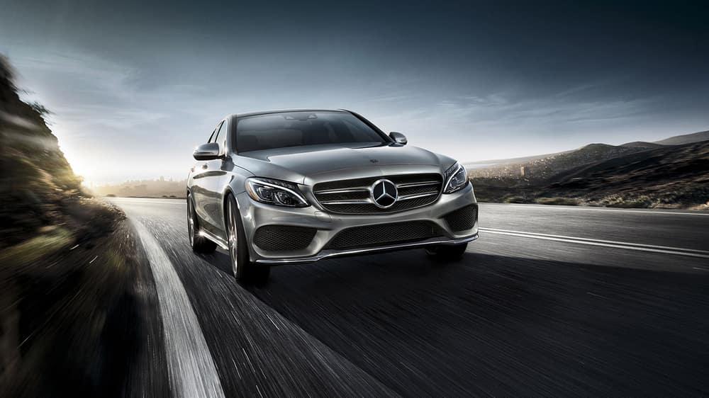 2018 Mercedes-Benz C-Class Body