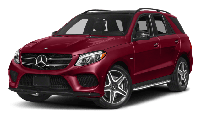 2018 Mercedes-Benz GLE white background