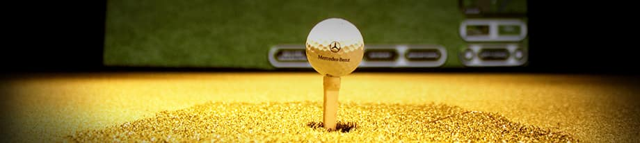 Mercedes-Benz Golf Ball