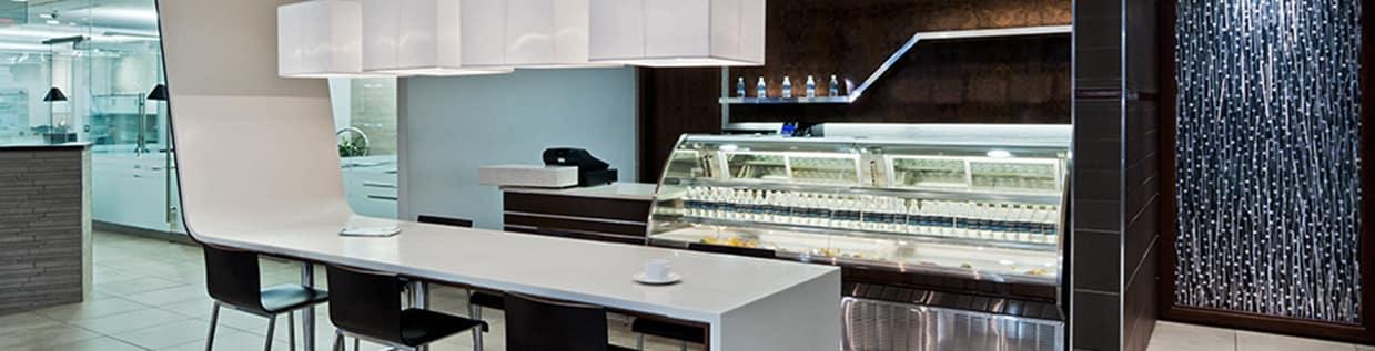 Mercedes-Benz Burlington q Cafe