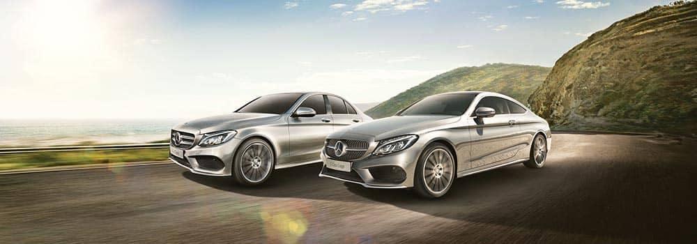 Mercedes-Benz Canada Models