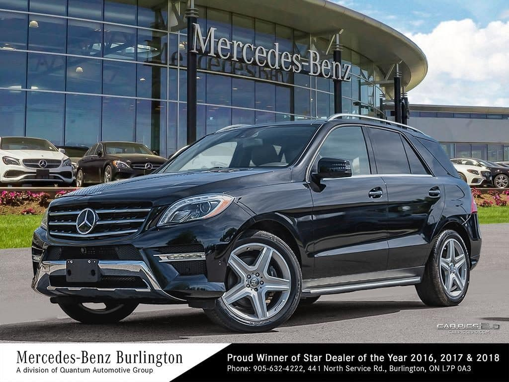 2015 ML 350 BlueTEC 4MATIC Models