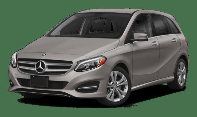 2018 Mercedes-Benz B-Class CA