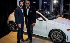 Mercedes-Benz Burlington Presents International Fashion Encounter 7th Edition Toronto Fashion Academy