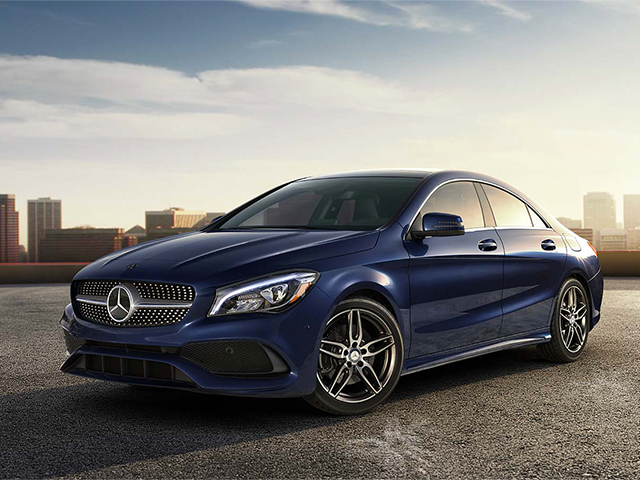 2019 CLA 250 4MATIC Coupe