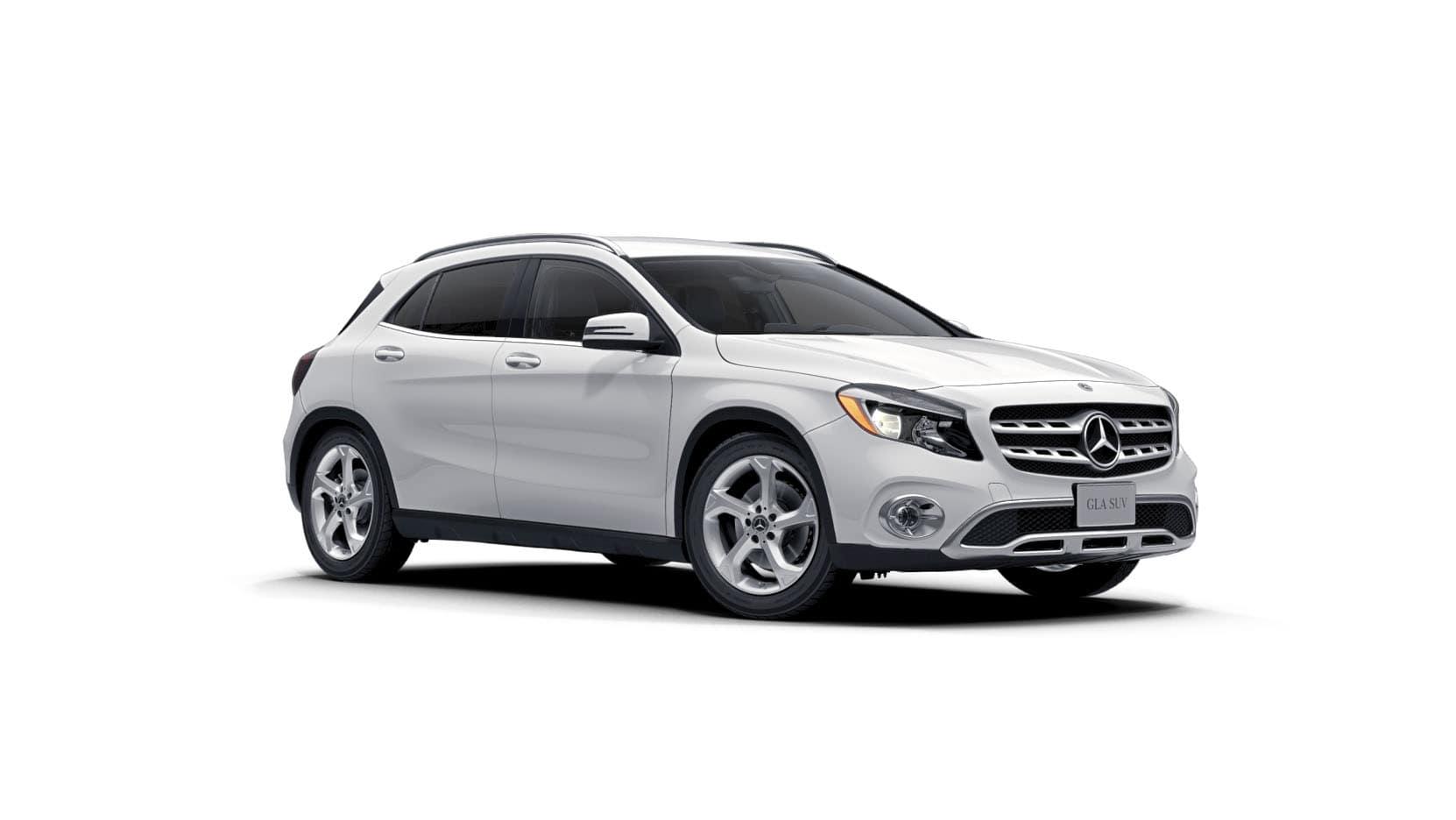 Mercedes-Benz GLA 250 4MATIC SUV