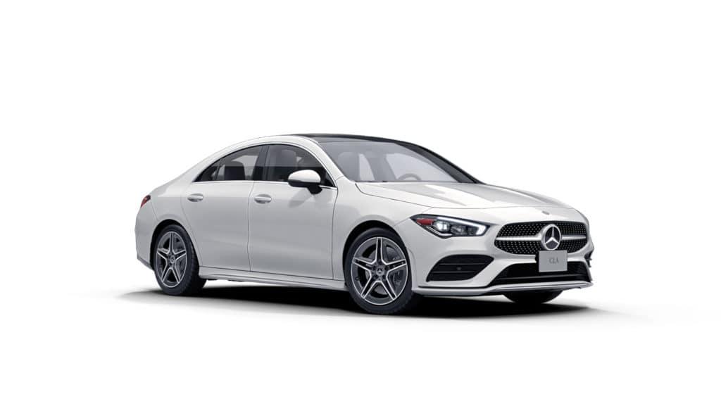 2020 CLA 250 4MATIC Coupe at Mercedes-Benz Burlington