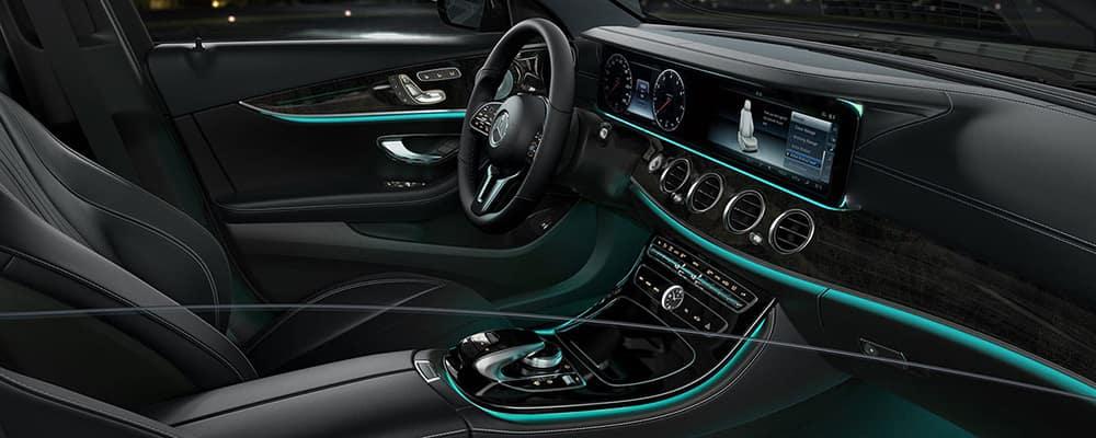 Mercedes-Benz E-Class tech