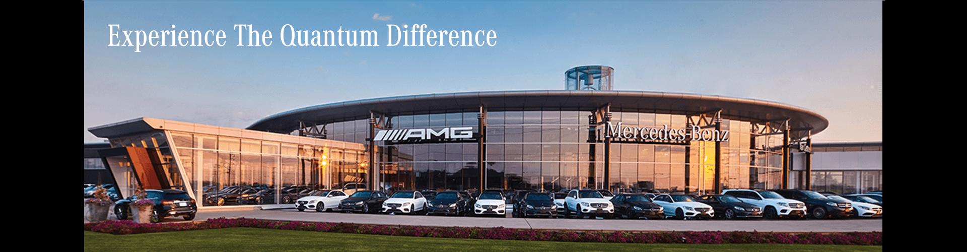 Mercedes-Benz Burlington Experience The Quantum Difference