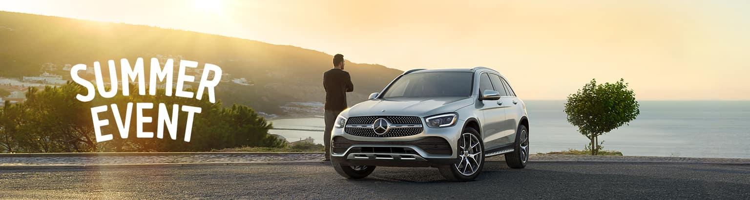 Summer Event at Mercedes-Benz Burlington