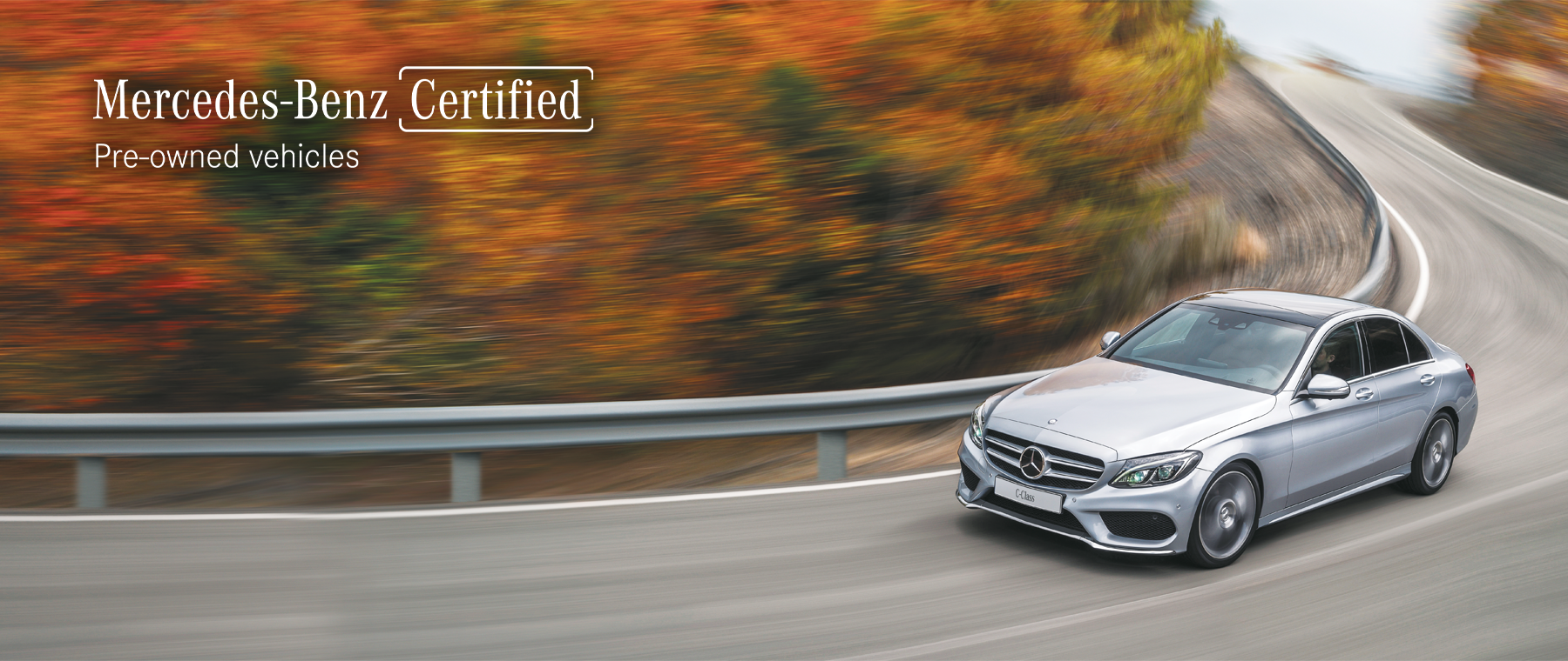 November Certified Pre-Owned Vehicles at Mercedes-Benz