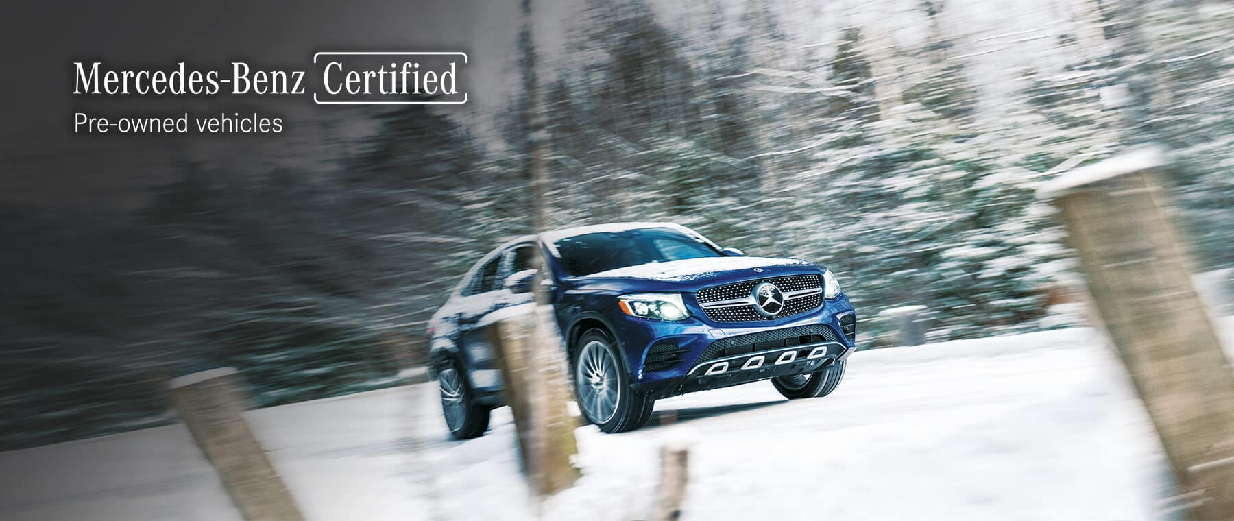 Mercedes-Benz Burlington Certified Pre-Owned Offers