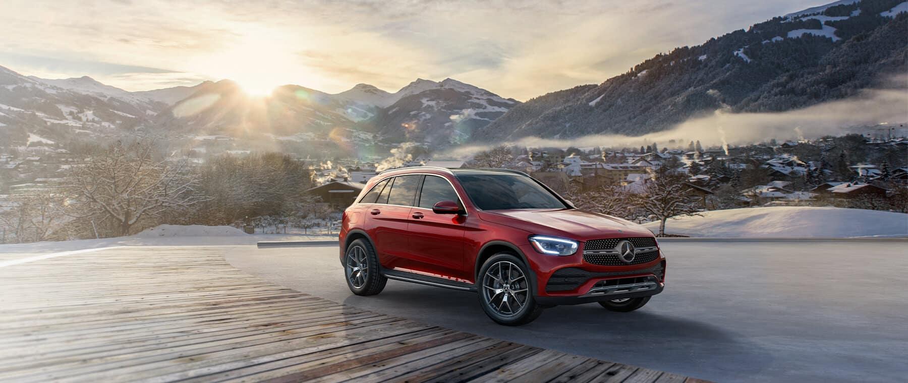 Mercedes-Benz Burlington January 2021 New Year New Offers