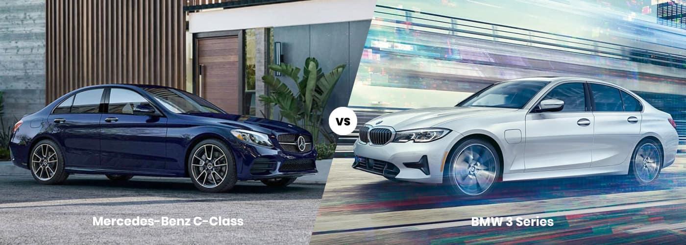 Mercedes-Benz C-Class vs BMW 3 Series