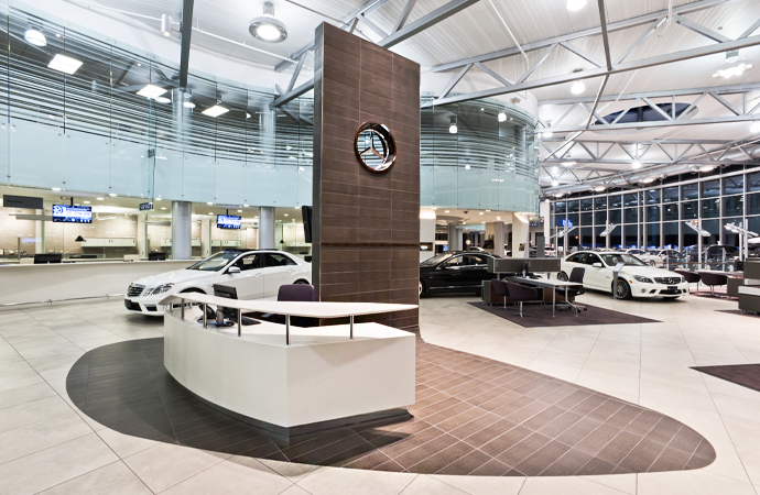 Mercedes-Benz Burlington dealership