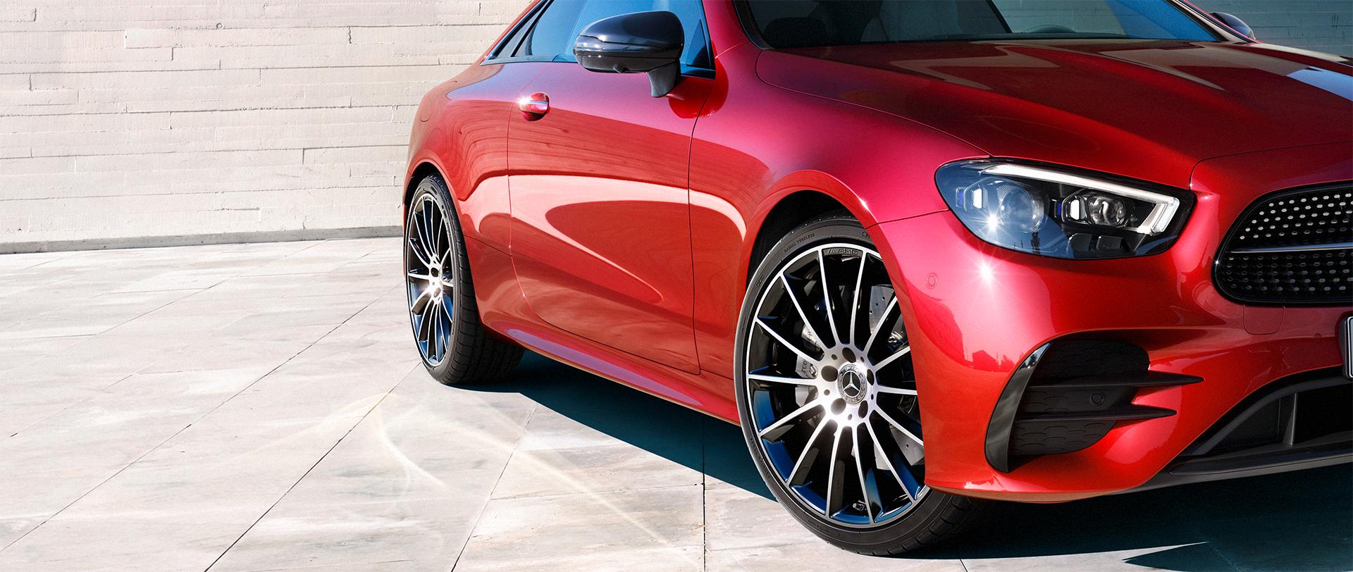 Service Special for Tires and Rims at Mercedes-Benz Burlington