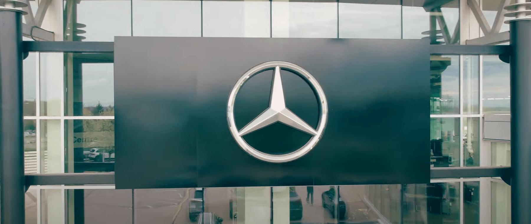 Lease Centre at Mercedes-Benz Burlington