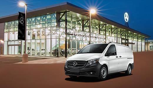 Metris Cargo Van Sale