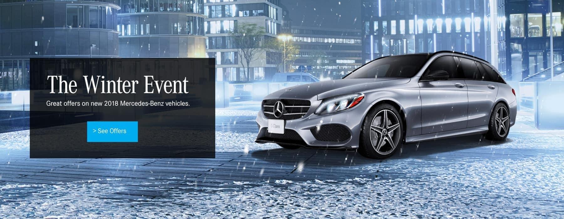 Mercedes benz downtown toronto mercedes benz dealership for Mercedes benz winter event commercial
