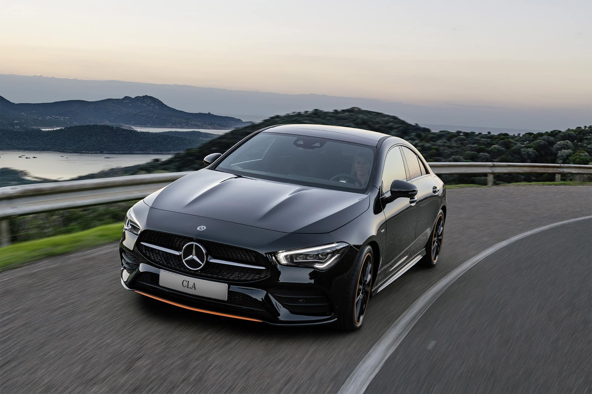 The new Mercedes-Benz CLA Coupe | Mercedes-Benz Downtown ...