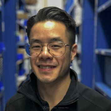 Andrew Ho