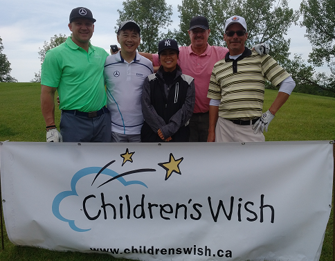 GolfersCharity
