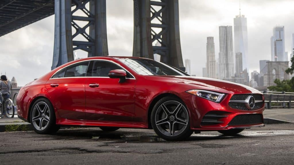 2019/2020 CLS 450 Coupe