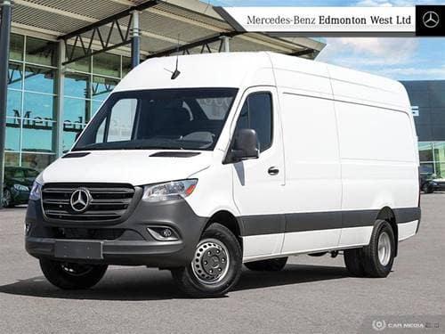 2019 Sprinter Heavy Duty RWD Vans